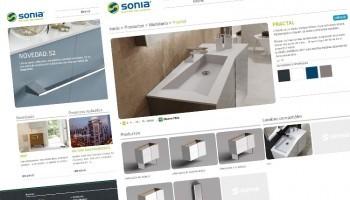 Sonia (corporative web)